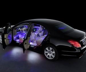 Mercedes-Ben S600 Guard