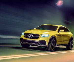 Mercedes-Benz Concept GLC Coup