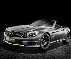 Mercedes-Benz SL 63 AMG World Championship 2014 Collectors Edition