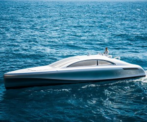 Mercedes-Benz Style Introduces New Luxury Yacht: Arrow460-Granturismo