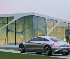 Mercedes F125 Concept Car