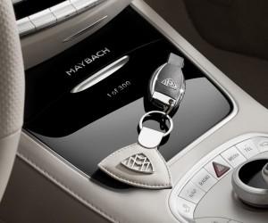 Mercedes-Maybachs S650 Cabriolet Has Swarovski Headlamps
