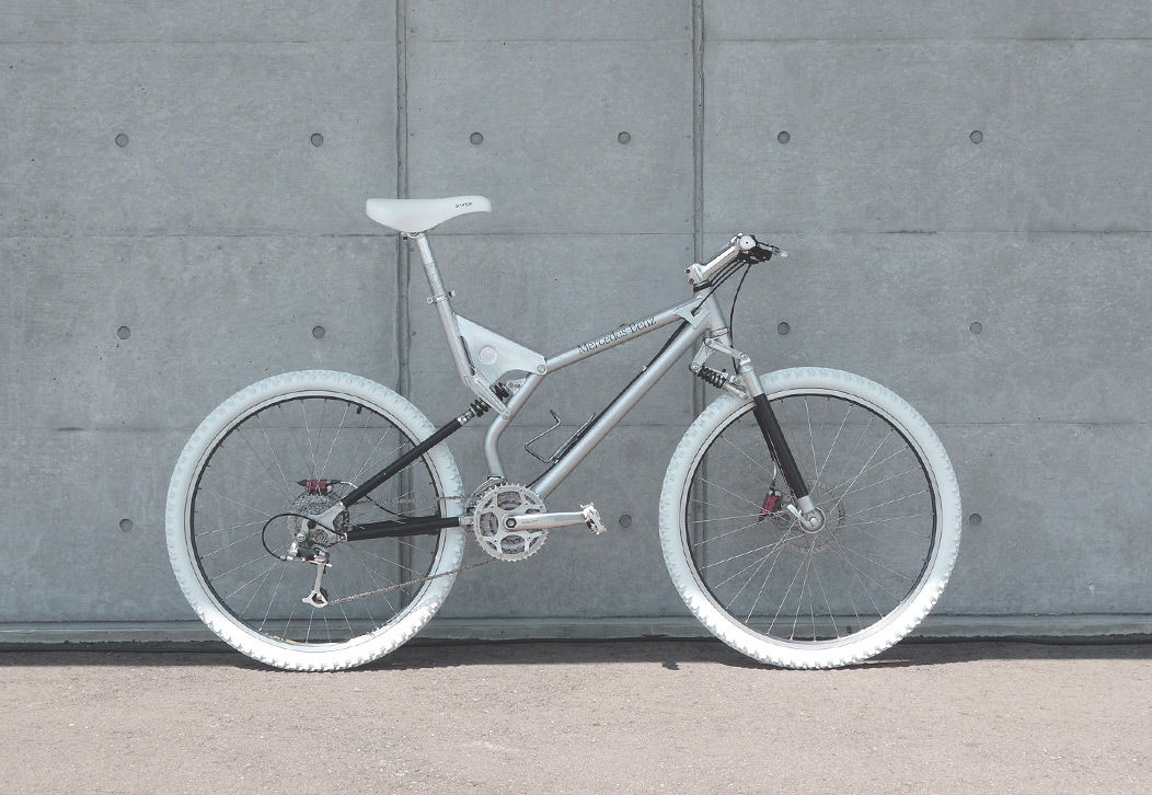 Mercedes mountain bike for Mercedes benz mountain bike