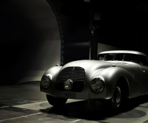 Mercedes Restored A 540K Streamliner