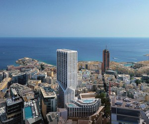 Mercury Tower by Zaha Hadid Architects, Malta