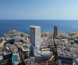 Mercury Tower by Zaha Hadid Architects, Malta