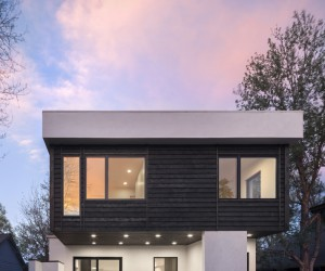 Meridian 105 Architecture Designs a House in Denver, Colorado