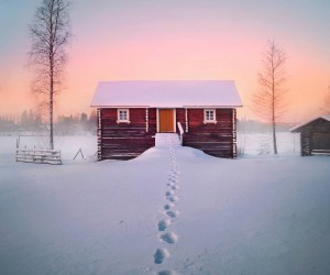 Mesmerizing Winter Wonderland Photos of Lapland in Finland by Essi Trautwein