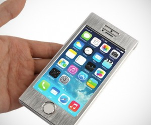 Metal Aluminum Case for iPhone