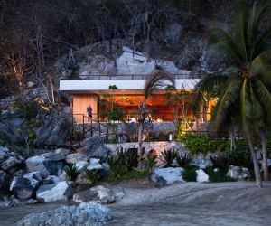 Mexican Beachfront Cabana