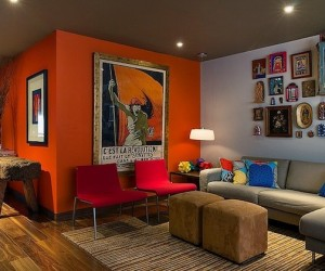 Mexico City Home by Mat Colision