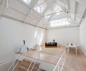 Michael Craig-Martin Studio by John Pawson.
