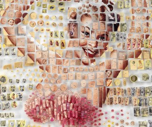 Michael Mapes Deconstructed  Reconstructed Pin-Up Girls
