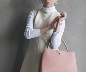 Michelle Williams Returns For A New Louis Vuitton Advertising Campaign