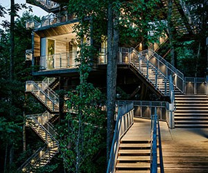 Michun Architects Sustainability Treehouse