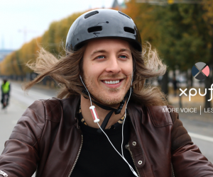 Microphone Wind Cover for iPhone Headsets - xpuff