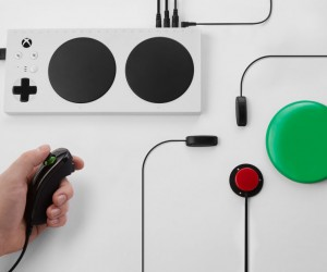 Microsoft Unveils Xbox Adaptive Controller