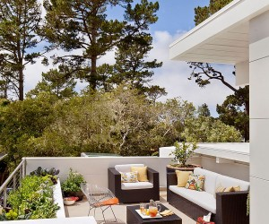 Mid-Century Dwelling Turned into First LEED-Certified Home in Carmel