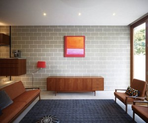 Mid Century Home by Carter Williamson
