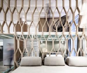 Milazzo Apartment in Milan by Archiplan Studio