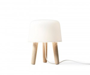 Milk Table Lamp NA1 by Norm.Architects for Tradition