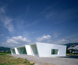 Minami-Nagano Dental Clinic  Residence by Hiroki Tanabe