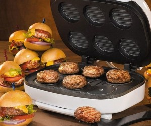 Mini Burger Maker