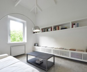 Mini Flat Renovation by LAD  Laboratorio di Architettura e Design