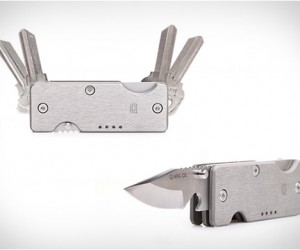 Mini Q | Key Organizer  Knife