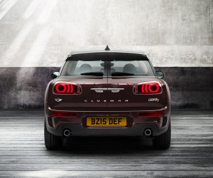MINI Unveils The All-New Clubman