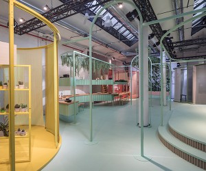 MINI Unveils Visionary Living Concept At Milan Design Week