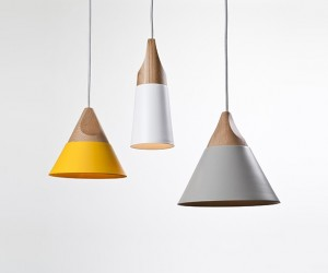 Miniforms Slope Light by Skrivo Design