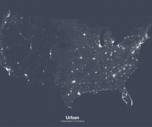 Minimal Maps by Michael Pecirno Will Change How You View The United States