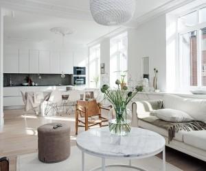 Minimal Scandinavian Interior