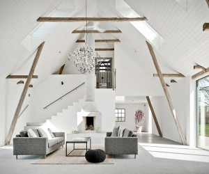 Minimalist Barn Conversion