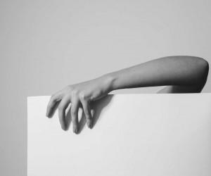 Minimalist Black and White Photography by Jovana Mishkoska