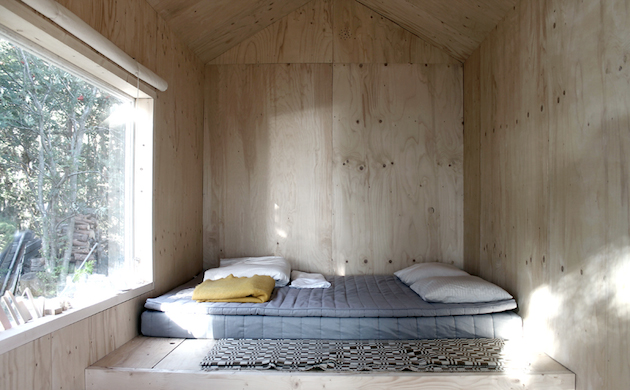 Minimalist Cabin In Trsso