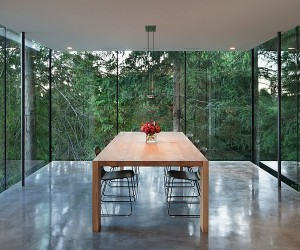 Minimalist Dining Room Ideas For The Posh Modern Home