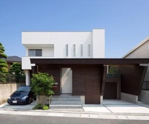 Minimalist Japanese Residence
