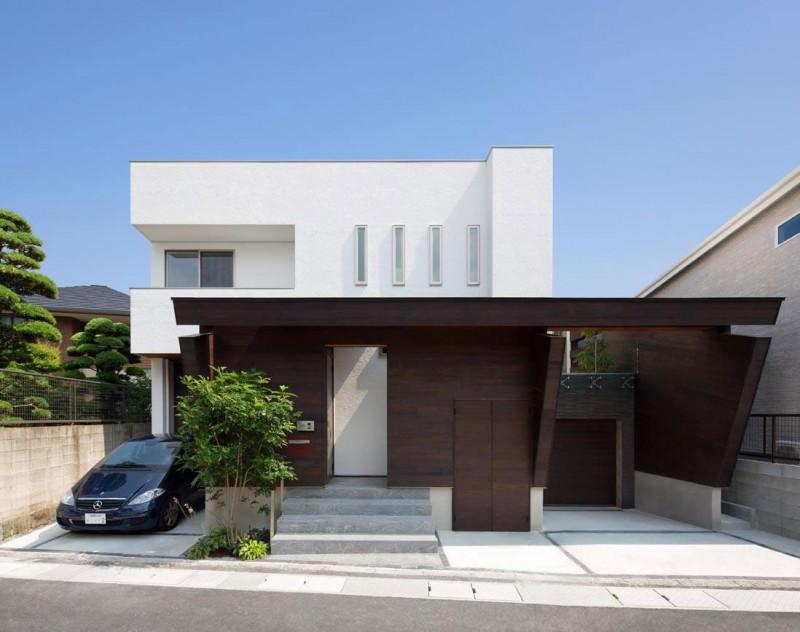 & Minimalist Japanese Residence