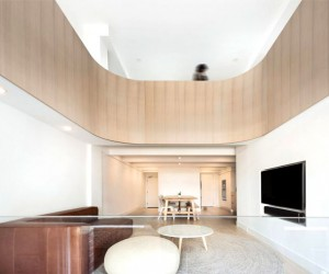 Minimalist Loft Home