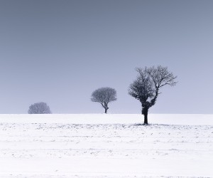 Minimalist Natural Landscape Photography by Bleron aka