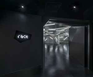 Ministry of Design Creates Race Robotics LAB