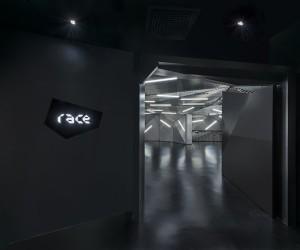 Ministry of Design Creates Race Robotics LAB