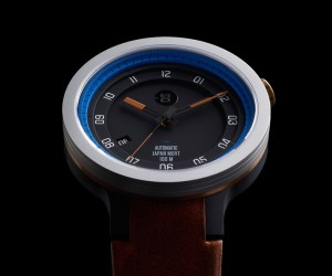Minus-8 Layer Leather Watch