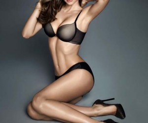 Miranda Kerr for Wonderbra SS 2015