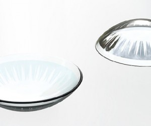 Mirrored Contact Lenses