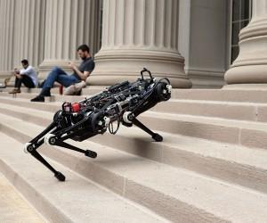 MITs Cheetah 3 Robot