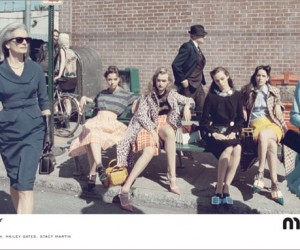 Miu Miu Fall Winter Campaign by Steven Meisel