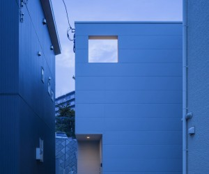 Miura House by Hagiwara Kenji Building Research Institute